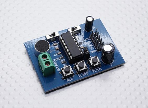 Kingduino ISD1820 Compatibile registrazione vocale e modulo Playback