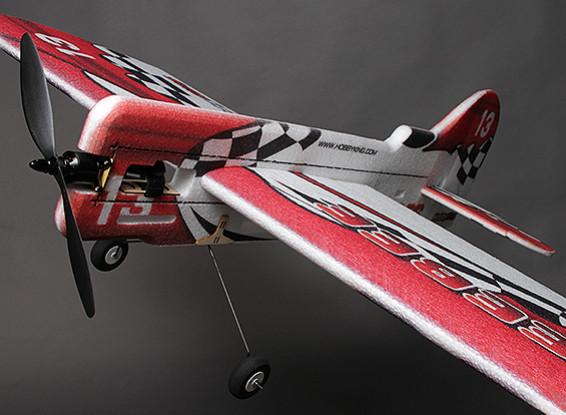 HobbyKing® ™ GeeBee 3D Aerobatic PPE dell'aeroplano w / 1.000 millimetri motore (ARF)