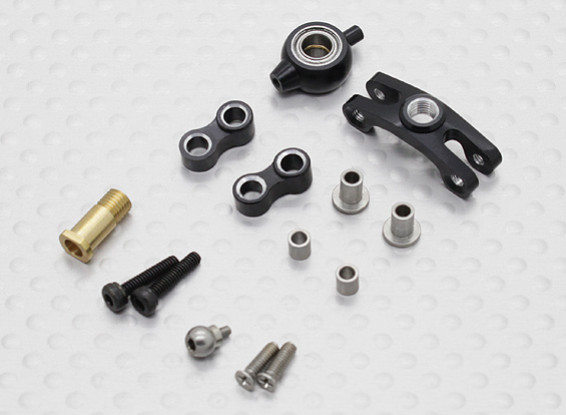 Tail Blades Control Set - Elicottero Walkera V450D01 FPV Flybarless
