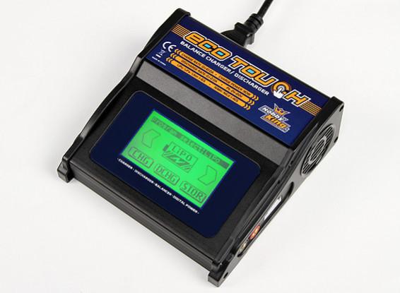 Dipartimento Funzione Pubblica ™ T682 AC 6s 10A 90W Eco tocco Balance caricatore / scaricatore
