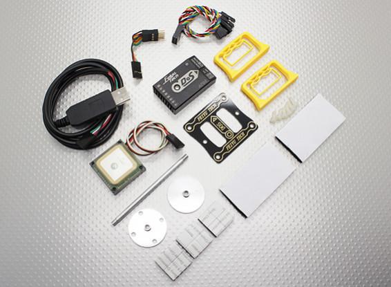 FY-DoS inerziale Attitude Stabilizzatore con il GPS (multi-rotore)