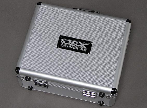 OrangeRX alluminio Flight Case T-Six 2.4GHz 6CH trasmettitore