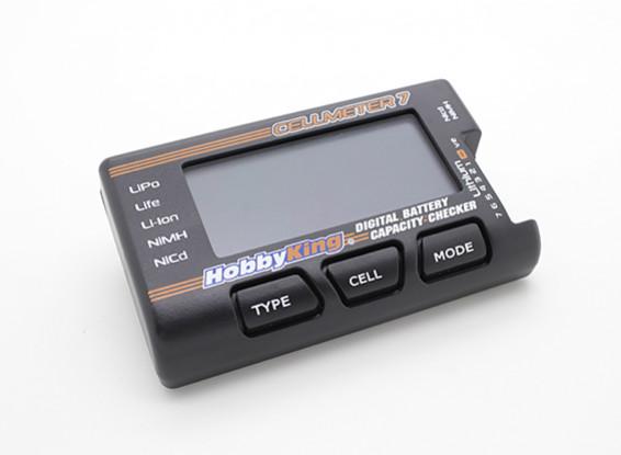 Dipartimento Funzione Pubblica ™ Cellmeter-7 Digitale Universale batteria Checker / Balancer