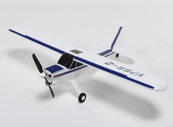 Super Cub EPO Brushless w / modalità 2.4GHz 2 (RTF)