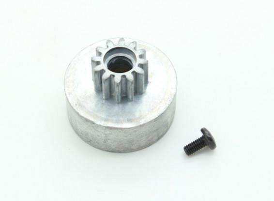 Sostituzione 12T acciaio Campana frizione - Trooper Nitro (1pc)