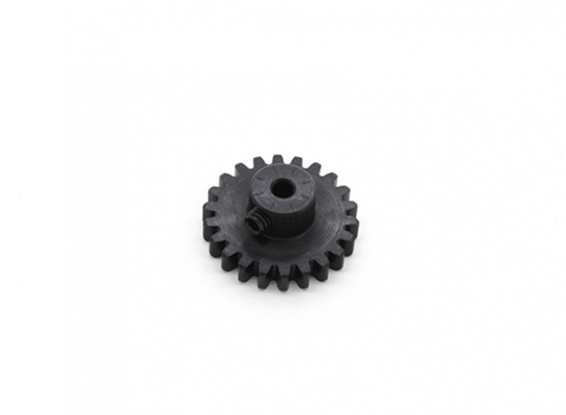 22T / 3,175 millimetri M1 acciaio temperato pignone (1pc)