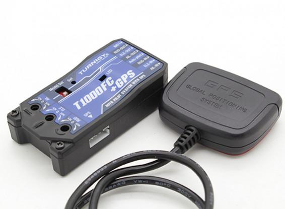 Turnigy sistema T1000FC pilota automatico con GPS e torna a casa