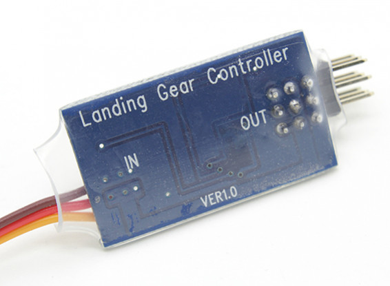 Dr. Mad Spinta smart controller per Electric Retract