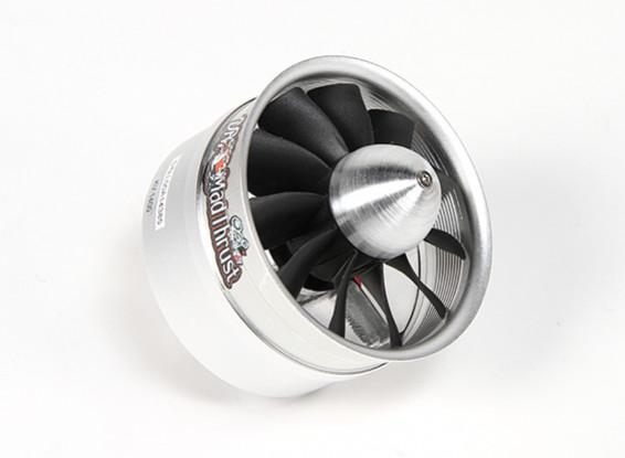 Dr. Mad Spinta 90 millimetri 11-Blade in lega FES 1400kv motore - 2900 Watt (8S) (Counter Rotating)
