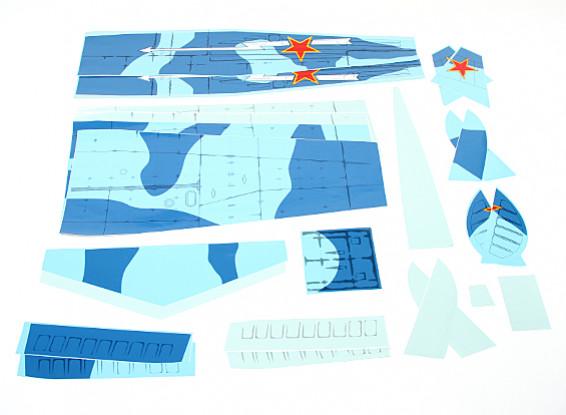 Yak-9 GP / EP - copertura Set