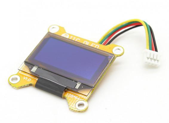 MultiWii MINI OLED Modulo Display doppio I2C 128x64 Dot (MWC MINI)