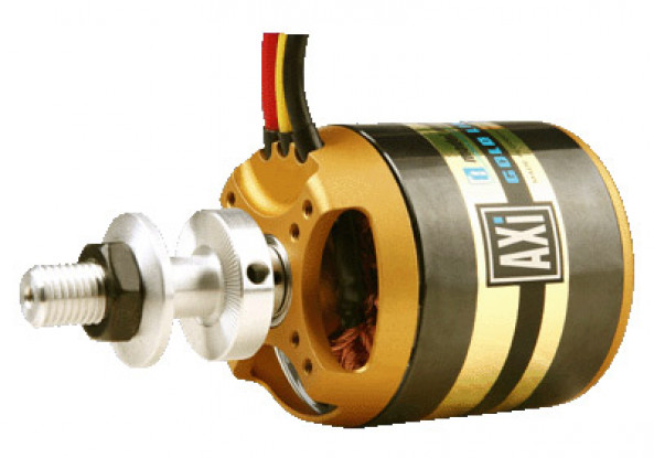 AXi 5345/18 ORO motore brushless