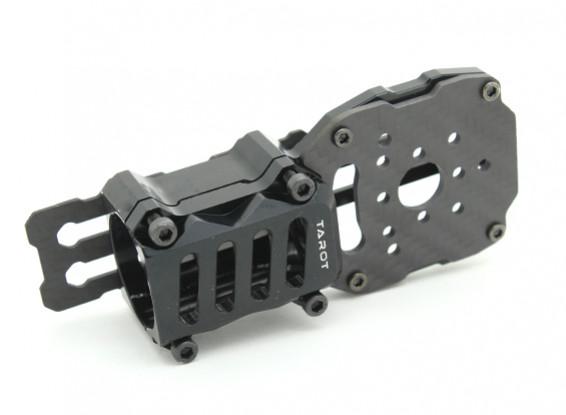 Tarocchi di aggiornamento del motore e ESC supporto per Multi-rotori con 25mm Arms (1pc) (nero)