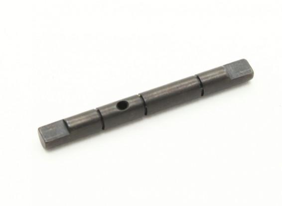 Albero per pignone (Long) - Basher 1/16 Mini Nitro Circus MT