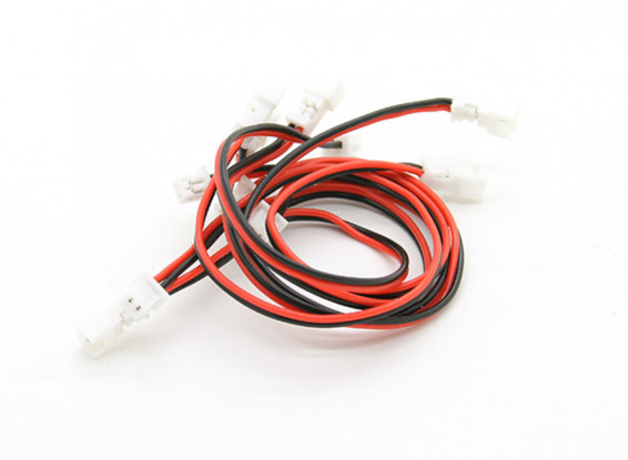 Walkera QR Y100 Wi-Fi FPV Mini HexaCopter - collegamento motore Wire (6pcs)