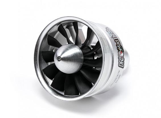 Dr. Mad Thrust 90 millimetri 12 Lega lama FES 1250kv - 3700W (8s) (Counter Rotating)