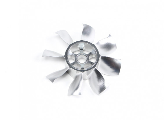 Dr. Mad spinta CNC in lega di 70 millimetri 8-Blade Fan Rotor