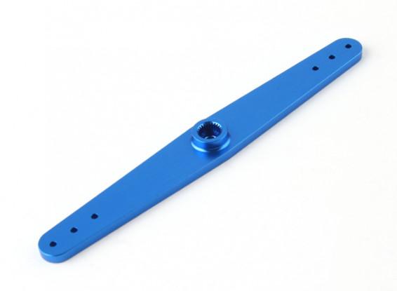 """Servo del braccio braccio pieno 4 """"di colore blu (Turnigy)"""