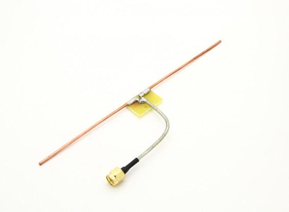 900MHz dipolo coassiale feed Direct Connect Quarter onda antenna (RP-SMA)