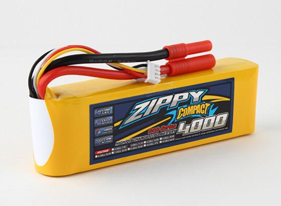 ZIPPY Compact 4000mAh 3S 60C Lipo Confezione