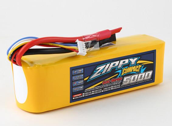 ZIPPY Compact 5000mAh 4s 60c Lipo Confezione