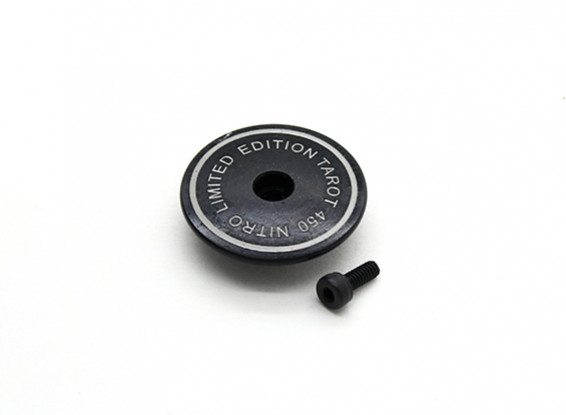 Tarot 450 Pro / Pro V2 DFC testa del metallo Stopper - Nero (TL45018-01)
