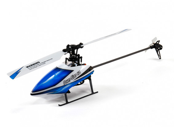 WLToys V977 Power Star 6CH singola lama Flybarless RC (pronto a volare)