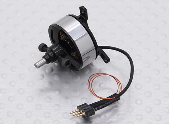 1712- 2290Kv 9,2 g 3.5A 160g di spinta Outrunner