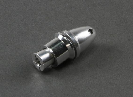 Aluminum Propeller Adapter (Collet Type) 3 millimetri
