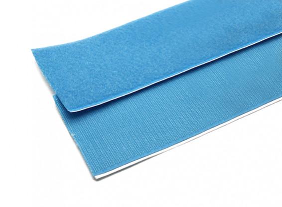 Polyester Hook and Loop Peel-n-Stick Self-Adhesive (1mtr)