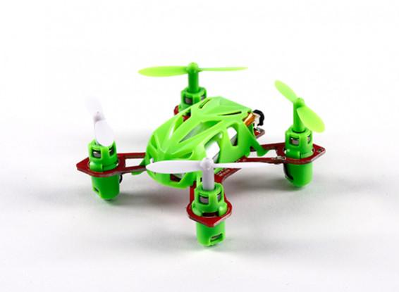 WLToys V272 2.4G 4CH Quadcopter di colore verde (pronto a volare) (Modalità 2)