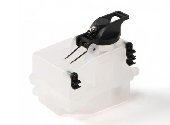 Basher Sabertooth 1/8 Scale Nitro Truggy serbatoio carburante di sostituzione (170cc)