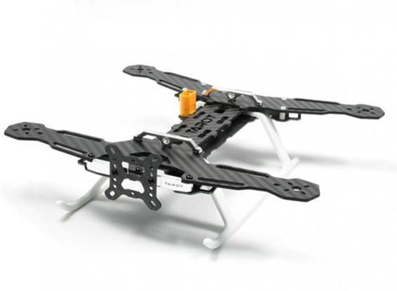 Tarocchi 250 millimetri Mini attraverso la macchina Quadcopter con il PWB