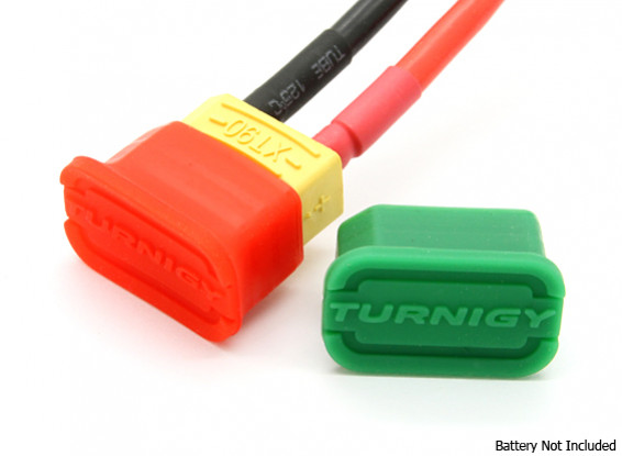 XT90 silicone carica e indicatore Discharged Caps (5pairs)