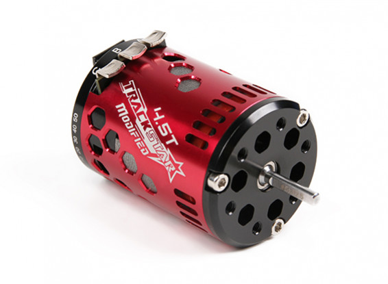 Trackstar 4.5T Sensori per motore Brushless V2 (ROAR approvato)
