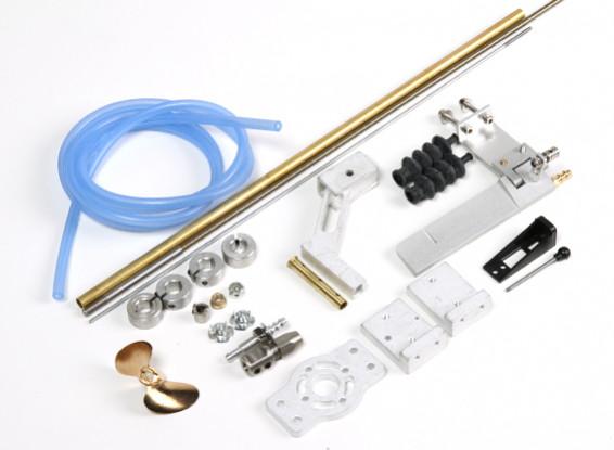 Zippkits JAE 21FE veloce elettrico Outrigger ultima esecuzione hardware insieme combinato