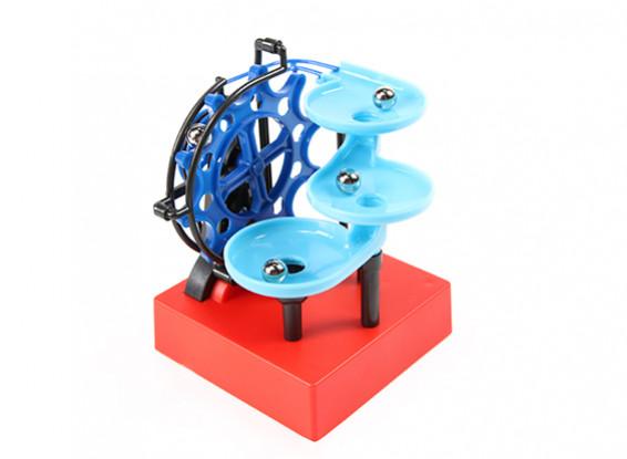 MaBoRun Mini Kit dischi Scienze pedagogiche Toy Spinning