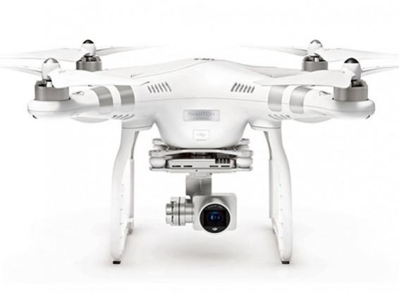 DJI Phantom 3 Quadcopter avanzata Con stabilizzato HD Camera (RTF)