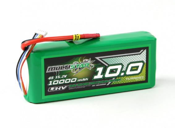 MultiStar LiHV High Capacity 10000mAh 4S 10C Multi-Rotor Lipo Pack