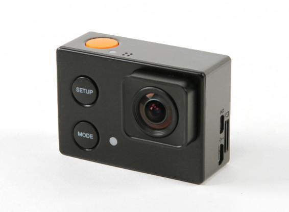 Camera Isaw BORDO Azione 4K Azione