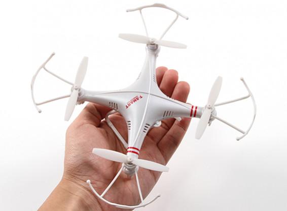 T-Smart XBM-37 Quadcopter con fotocamera built-in pronto a volare 120 millimetri