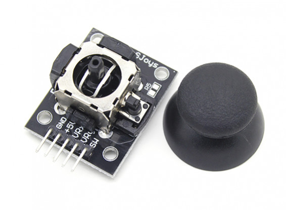 Keyes XY Asse Joystick Module per Arduino