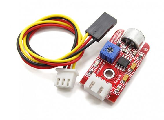 Sensore Keyes Brick-audio per Kingduino