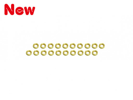 Gaui 100 e 200 Rondella Pack (W2x3.5x0.5)