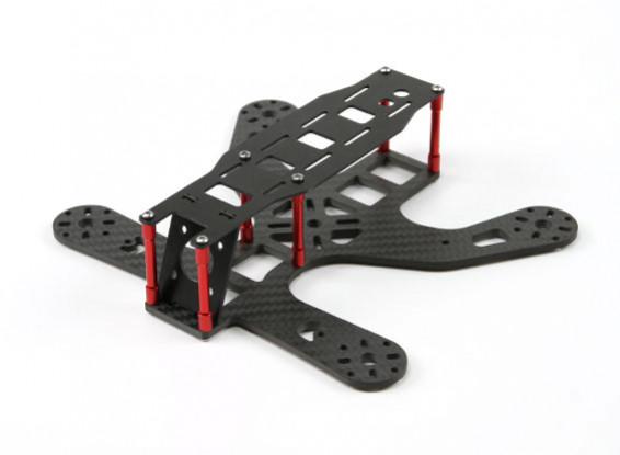 Quanum AXE FPV 180 Corsa Telaio Billet Block 3mm di carbonio