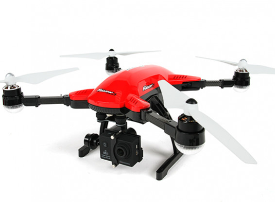 Quanum FollowMe aerea Action Camera Drone