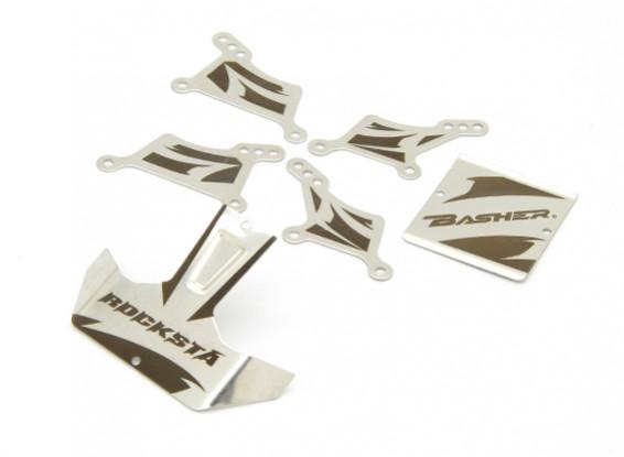 Coperture per il corpo (2 pezzi) - Basher Rocksta 1/24 4WS Mini Rock Crawler