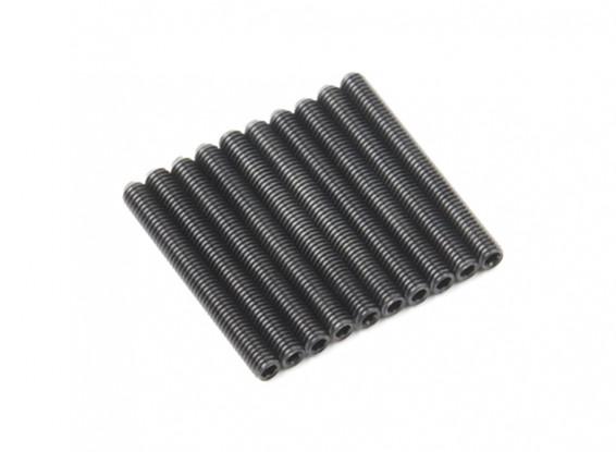 Metallo Grub vite M3x26-10pcs / set