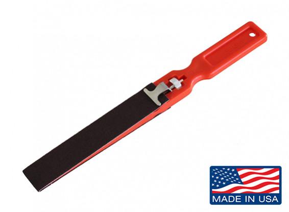 "Zona 1 ""Wide levigatura Stick (Medium 120 Grit)"