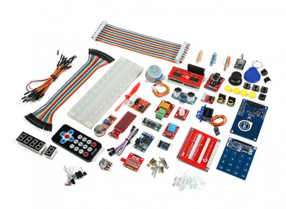 Kit Arduino Pro con Raspberry Pi e telecomando IR